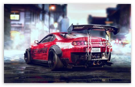 Toyota Supra Sports Car 4k Hd Desktop Wallpaper For 4k