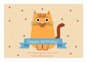 Happy Birthday Cute Cat | www.pixshark.com - Images ...