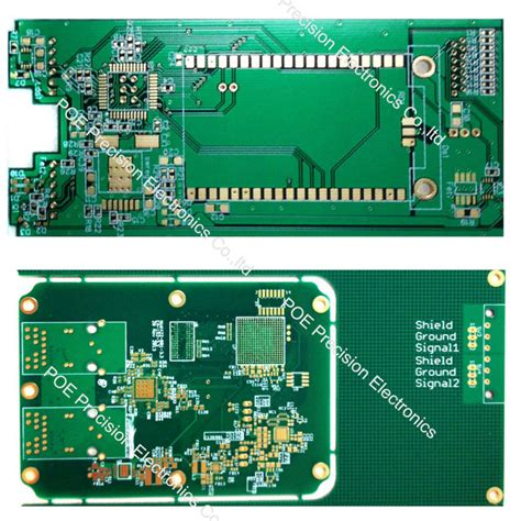 Lpi Green Solder Mask Pcb Electric Circuit Board Buy