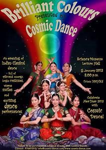 Brilliant Colours by Cosmic Dance | Bharat Natyam