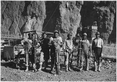 "File:""Negroes employed as drillers on the construction of ..."