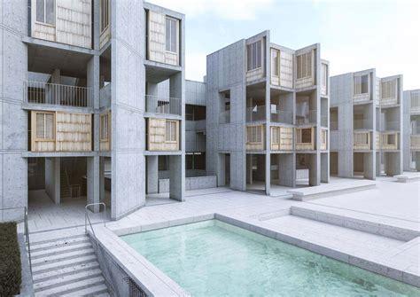 Louis Kahn Salk Institute  19591965 Archiobjects