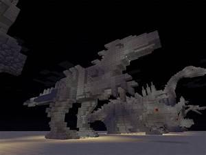 DINOBOTS STATUES - TRANSFORMES 4 - Minecraft Project