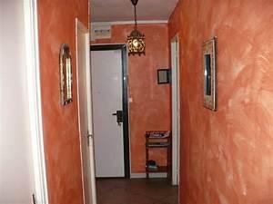 Porte De Couloir : relooking couloir chambre salon ~ Nature-et-papiers.com Idées de Décoration