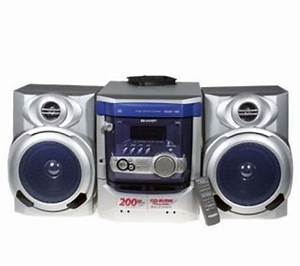 Roadmaster RTS3010 300 Watts 4 Speaker Stereo System with