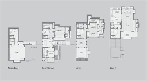 leed house plans amazing leed home with a very vertical design househillside house digsdigs