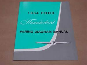Ford Thunderbird Parts Diagram