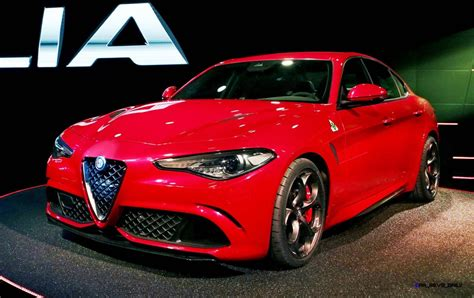 2016 Alfa Romeo Giulia Color Test 4