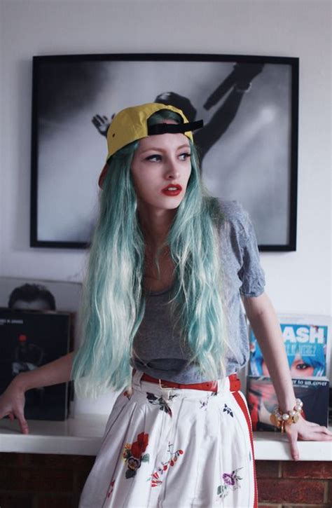 17 Best Images About Green Hair On Pinterest Seaweed