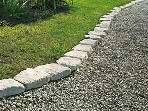 Bordure De Jardin : d coration de jardin en pierre en 31 id es inspirantes ~ Melissatoandfro.com Idées de Décoration