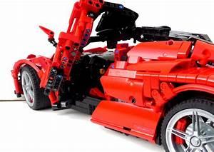 Lego Technic Ferrari : moc lego technic laferrari rc pf lego technic and model team eurobricks forums ~ Maxctalentgroup.com Avis de Voitures