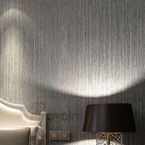 vertical texture metallic silver faux grasscloth vinyl