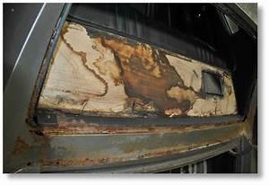 Chevelle Rear Window Channel Repair Panel