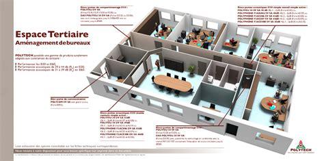 des bureaux aménagement de locaux tertiaires de bureaux ou d