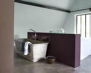 les 25 meilleures idees de la categorie salles de bains With peindre un pan de mur en couleur 7 les 25 meilleures idees de la categorie dulux valentine