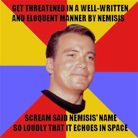 Captain Kirk Memes - captain kirk meme screaming by jackson889 on deviantart