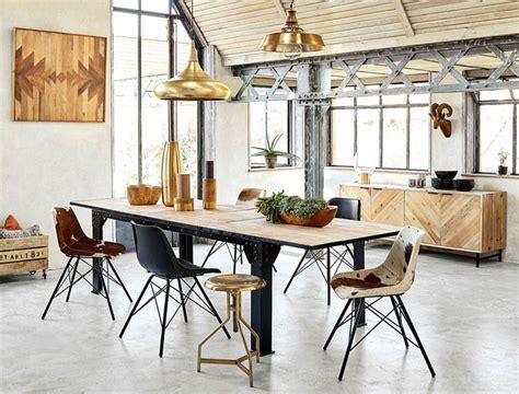 chambre style scandinave quelle table style industriel avec rallonges choisir pour