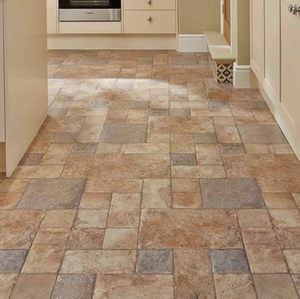 Professional Continuous Natural Stone Laminate Tiles