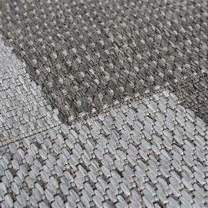 Teppich Grau Modern : teppich modern flachgewebe kariert sisal optik designer teppich grau t ne wohn und schlafbereich ~ Whattoseeinmadrid.com Haus und Dekorationen
