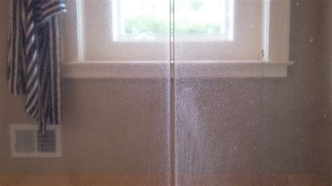 How To Clean Bathroom Glass Door Stains Clean Glass Shower Doors Water Stains Easily Jf1