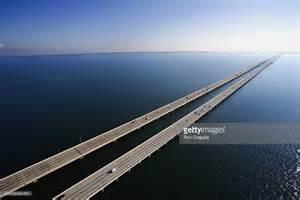 Sunshine Skyway Bridge Tampa Bay Florida