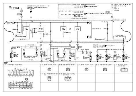 2002 F150 Dash Wiring Schematic by Repair Guides Instrument Cluster 2003 Instrument