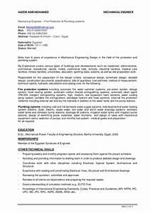 hvac sample resumehvac technician resume sample With plumbing technician resume