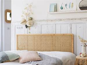 Photo Tete De Lit : t te de lit cann e ou t te de lit rotin notre c ur balance joli place ~ Dallasstarsshop.com Idées de Décoration