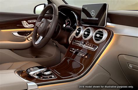 Do it right, and the cash continues to flow; 2019 Mercedes-Benz GLC 300 Interior Features - Mercedes ...