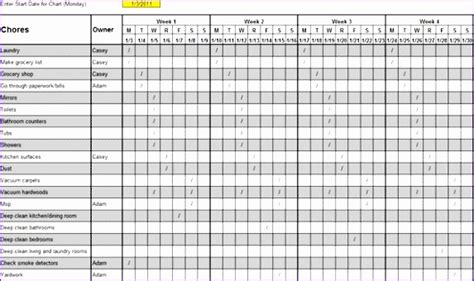 daily schedule excel template exceltemplates