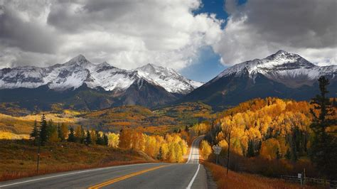 wallpaper  px canada fall mountain nature