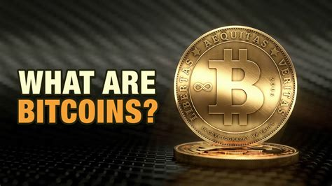 For finding this key, the miner gets 12.5 new bitcoins. What are Bitcoins? - YouTube