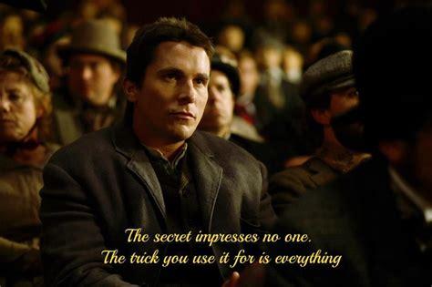 The Prestige Secret Trick Quotes Like