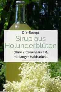 Hollersirup Selber Machen : holunderbl tensirup holunderbl tensirup rezept holunder ~ Watch28wear.com Haus und Dekorationen