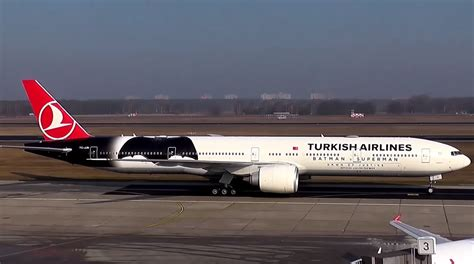 Aurora Lights by Turkish Airlines Boeing 777 With Batman V Superman Livery