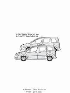 Citroen Berlingo Service Manual Pdf