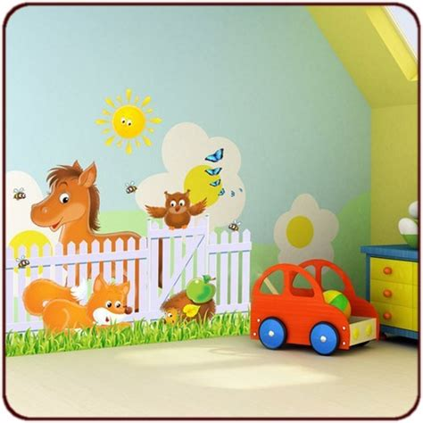 stickers chevaux pour chambre stickers chevaux pour chambre fille achat sticker cheval