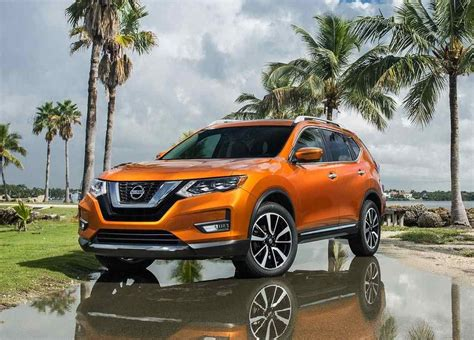 New 20182019 Nissan Rogue  20182019 Nissan Xtrail Has