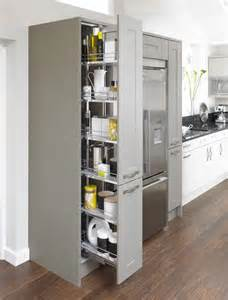 pull out kitchen storage ideas clever storage ideas interiors