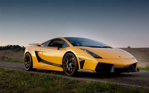 Lamborghini Gallardo Superleggera 4 Wallpaper