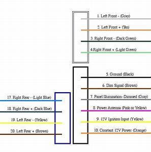 2002 Chevy Silverado Radio Wiring Diagram