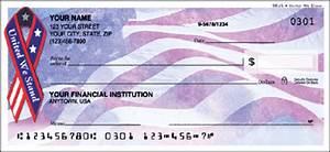 American Flag Checks American Flag Personal Check