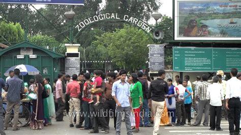 zoo alipore kolkata alipur security india