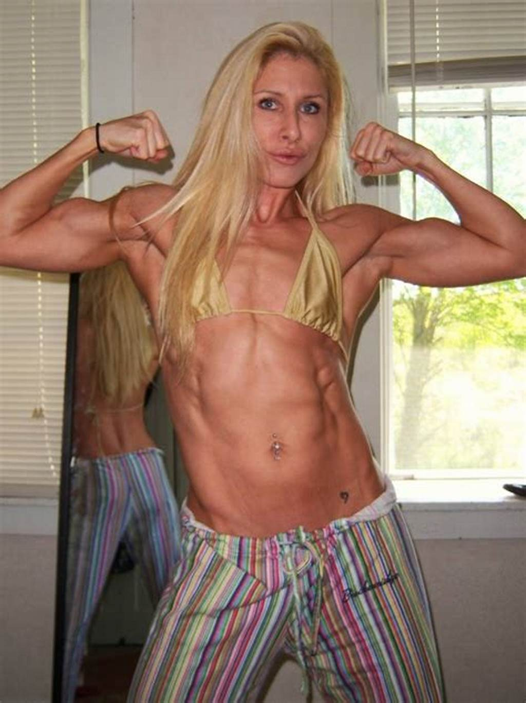 #Muscle #Woman #Porn #Image #397983