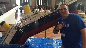 Was Kostet Splitt : massive sinking lego titanic required 120 000 pieces to make nerdist ~ Sanjose-hotels-ca.com Haus und Dekorationen