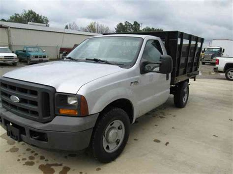 Ford F250 (2005)  Commercial Pickups