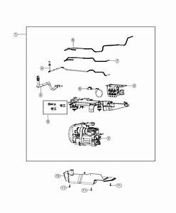2019 Ram 1500 Laramie Crew Cab 5 7l Hemi V8 Exhaust Hose