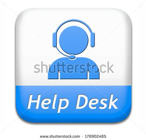 tom thumb service desk hours help desk icon stock images royalty free images vectors