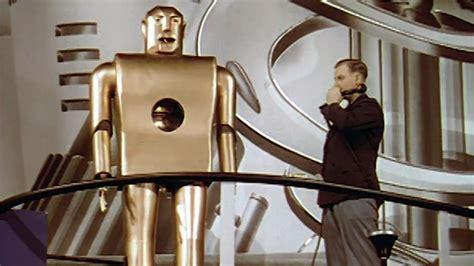 The 1939 World's Fair Elektro The Smoking Robot History