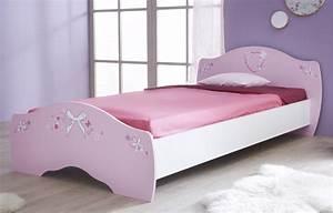 Lit Fille Ikea : lit fille rose secret de chambre ~ Premium-room.com Idées de Décoration
